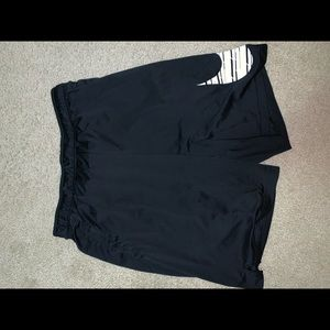 Nike dri fit shorts size L